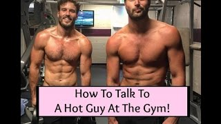Ask Shallon: How To Talk To A Hot Guy At The Gym