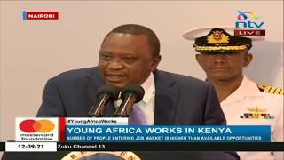 You are the most important agenda to me - President Uhuru tells youth