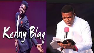 Kenny Blaq Man's Not Hot Comdey Vs Woli Agba Drama Comedy In Church
