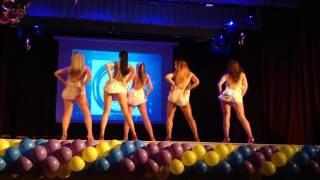 Shake Your Pom Pom - Missy Elliot (Step Up2):  DS Respect Choreography