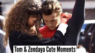 Tom Holland & Zendaya | Cute Moments (Part 3)