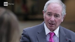 Why Blackstone's Schwarzman is hiring veterans