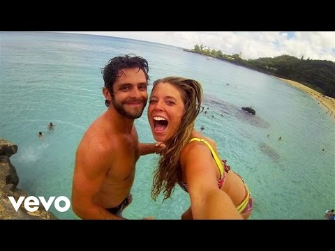 Thomas Rhett - Vacation (Instant Grat Video)