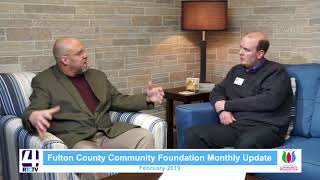Community Foundation Monthly Update - 2-22-19