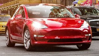 The Tesla Model 3 | Top Gear