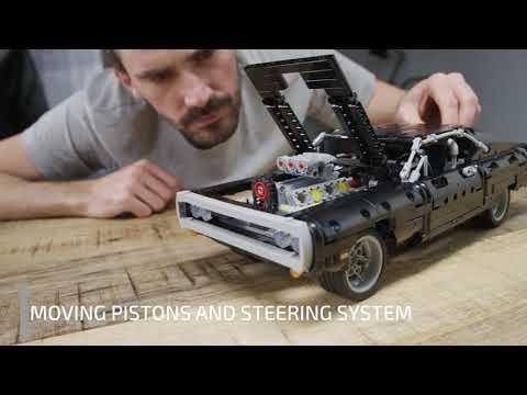Vidéo LEGO Technic 42111 : La Dodge Charger de Dom - Fast & Furious