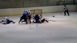 Хоккейная драка Вымпел-Созвездие