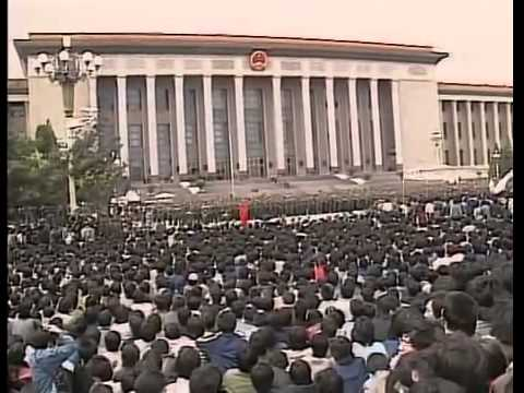 The Definitive Tiananmen Documentary in 2 parts (1995)