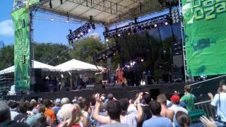Imelda May Lollapalooza 2011 proud and humble