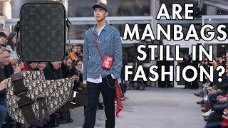 What Man Bag/Shoulder Bag To Buy In 2020