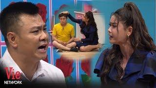 Trương Quỳnh Anh nhập vai xuất sắc nói lên nỗi lòng của chính mình khi làm mẹ đơn thân | ƠGCĐR Mùa 6