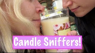 Candle Sniffers!