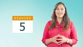 Top 5 Reasons To Buy