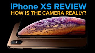 iPhone XS Photo + audio review. Really better than the iPhone X?