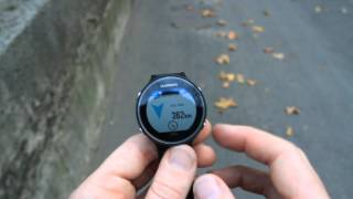 How to Change System Settings on Your Garmin Forerunner 230