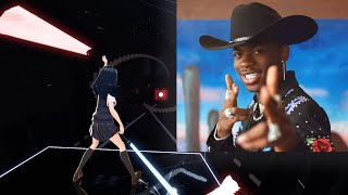 Old Town Road - Lil Nas X (ft. Billy Ray Cyrus)