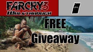 Far Cry 3 Walkthrough - Part 1 - ESCAPE!! [Far Cry 3 Gameplay Playthrough]