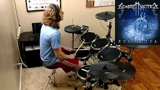 SONATA ARCTICA // Kingdom for a Heart // Drum Cover by Christian Carrizales