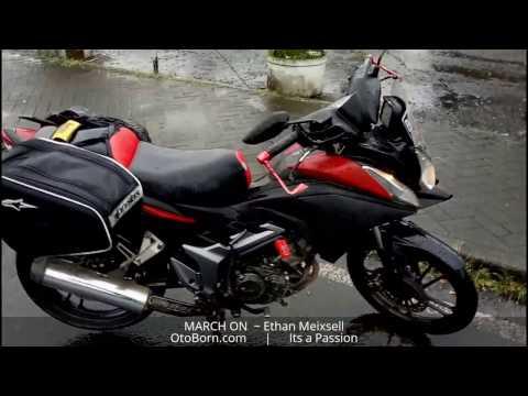 Video Honda City Sport CS1 125 2011 Modification
