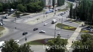 ДТП на перекрестке Космонавтов -Циолковского