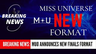 Miss Universe News: | New Competition Format | Miss Universe 2020
