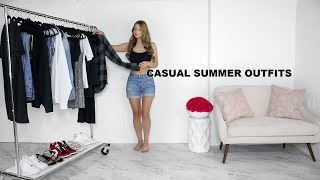 Casual Summer Outfits 2020 | Summer Lookbook