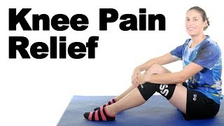 Top 7 Knee Pain Relief Treatments - Ask Doctor Jo