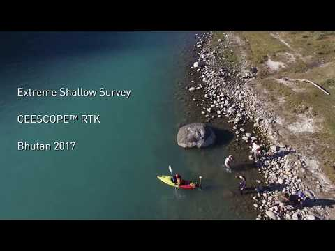Kayak Surveys in Bhutan