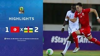 CAN U20 2021 | Groupe B : Tunisie 1-2 République centrafricaine