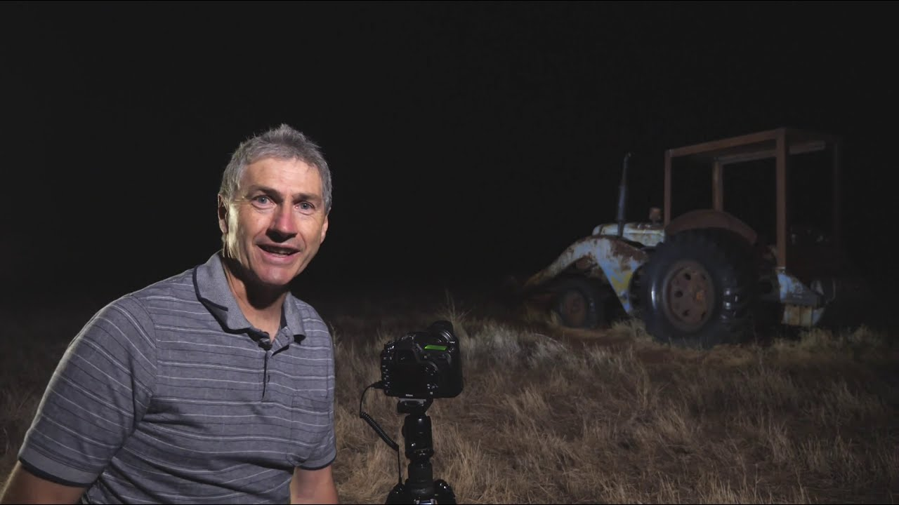 night photography with standard camera and kit lens by nightscape images