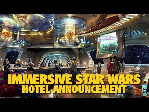 Star Wars Luxury Hotel