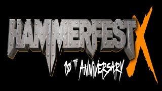 HRH TV: Hammerfest X – Blaze Bayley Live