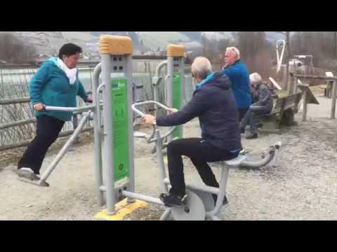 Free Gym – Outdoor Fitnessgeräte