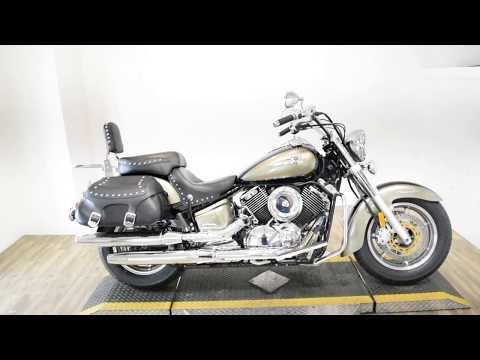 2005 Yamaha V Star® 1100 Classic in Wauconda, Illinois - Video 1