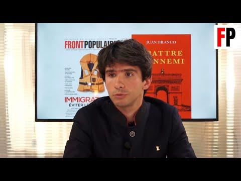 Vidéo de Juan Branco