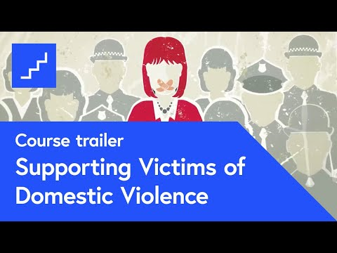 Supporting Victims of Domestic Violence - free online course at ...
