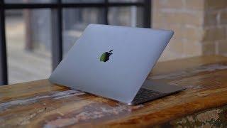 Обзор MacBook (2017). Как выжить с одним Type-C?