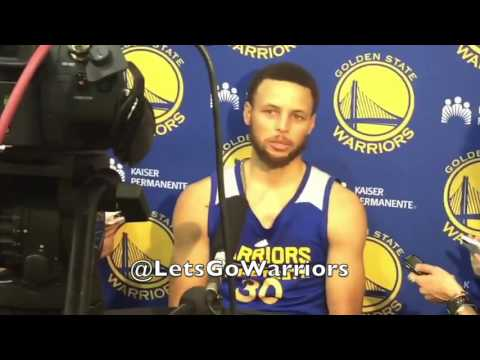 STEPHEN CURRY, Golden State Warriors (0-0) practice, 6 days before Cleveland Cavs 2017 NBA Finals