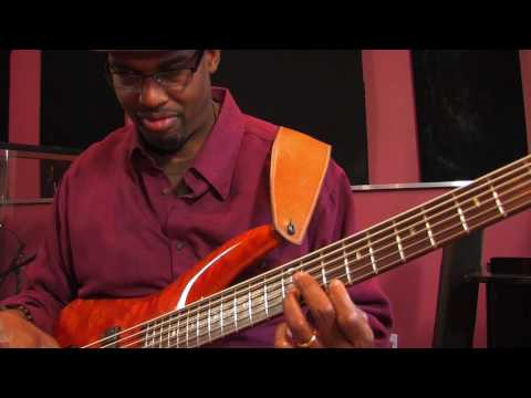 Gerald Veasley Signature Bass by Ibanez: The Making Of