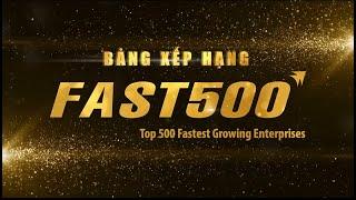Trailer Lễ công bố FAST500 và TOP 10 năm 2021
