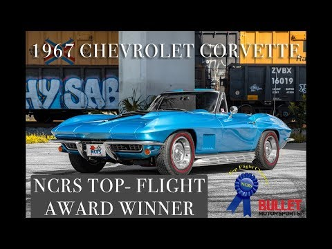 Video of '67 Corvette - OM36
