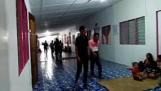 SAMBUTAN HARI GAWAI DAYAK RH JELI 2018