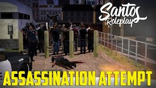 GMod: SantosRP - Assassination Attempt