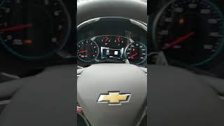 Chevy malibu 2017 starts without the key fob
