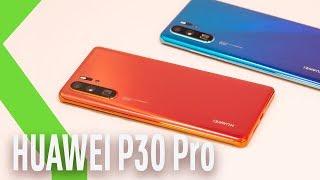 Huawei P30 PRO, primeras Impresiones: de nuevo EL MEJOR ZOOM en un smartphone
