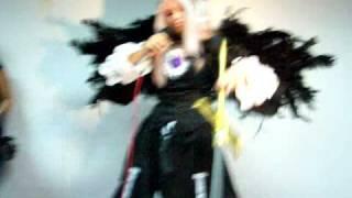 Suigintou   - (Rozen Maiden) - Festivam 11.7 Cosplay Contest: Rozen Maiden (Suigintou)