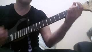 Duman - Içerim Ben Bu Akşam Gitar Cover