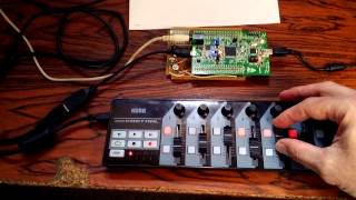 Arduino-Powered MIDI Arpeggiator - YouTube