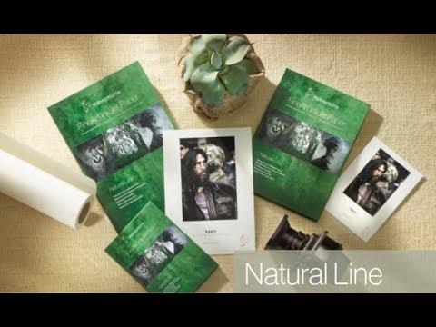Hahnemühle Natural Line Agave 290gsm Inkjet FineArt Papier (Vegan)