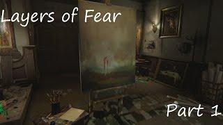 Layers of Fear | Part 1 | POTATO HODOR & FURRY BABIES